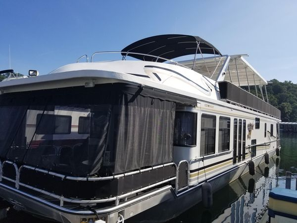 Used Sumerset 16 x 75 Houseboat16 x 75 Houseboat House Boat For Sale