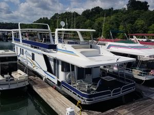 Used Sharpe 16 x 82 Houseboat16 x 82 Houseboat House Boat For Sale
