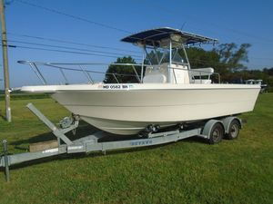 Used Pro-Line 240 Center Console240 Center Console Center Console Fishing Boat For Sale