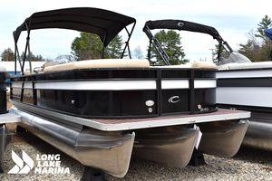New Crest II 240 SLSCrest II 240 SLS Pontoon Boat For Sale