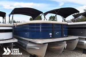 New Crest II 240 SLRCCrest II 240 SLRC Pontoon Boat For Sale