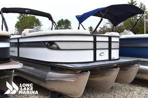New Crest III 220 SLCrest III 220 SL Pontoon Boat For Sale