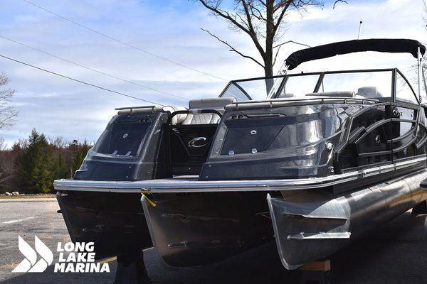 New Crest Continental 270 NX SLSContinental 270 NX SLS Pontoon Boat For Sale