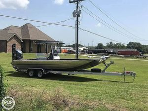 Used Custom Built 27 Bay Boat For Sale