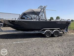 Used North River 24 Seahawk Aluminum Fishing Boat For Sale