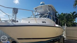 Used Century 2600 WA Walkaround Fishing Boat For Sale