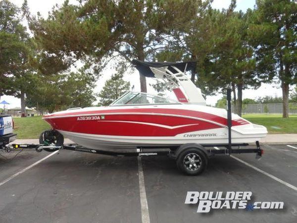 Used Chaparral 203 Vortex VR203 Vortex VR Jet Boat For Sale