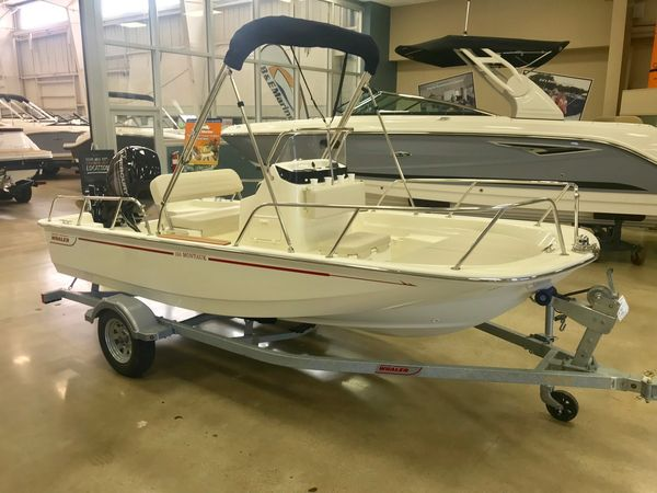 New Boston Whaler 150 Montauk150 Montauk Freshwater Fishing Boat For Sale