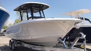 New Robalo r272r272 Center Console Fishing Boat For Sale