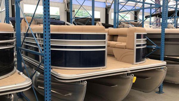 New Harris Sunliner 230 CWSunliner 230 CW Pontoon Boat For Sale