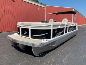 New Jc SPIRIT 247TT DSL SPORTSPIRIT 247TT DSL SPORT Pontoon Boat For Sale