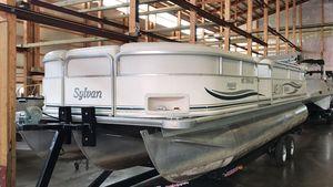 Used Sylvan 8524 Mandalay8524 Mandalay Pontoon Boat For Sale
