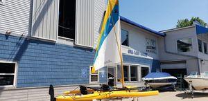 Used Hobie Mirage Tandem IslandMirage Tandem Island Kayak Boat For Sale