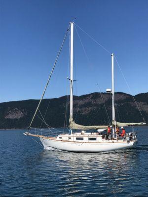 Used Fuji 32 Ketch Cruiser Sailboat For Sale