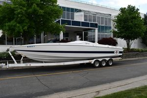 Used Cigarette 35 Cafe Racer35 Cafe Racer High Performance Boat For Sale