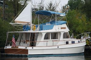 Used Grand Banks 36 Europa36 Europa Trawler Boat For Sale