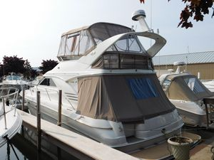 Used Sea Ray 400 Sedan Bridge400 Sedan Bridge Convertible Fishing Boat For Sale