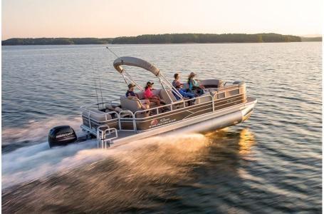 New Sun Tracker Sportfish22XP3Sportfish22XP3 Pontoon Boat For Sale