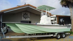 New Shallow Sport 25' X325' X3 Center Console Fishing Boat For Sale