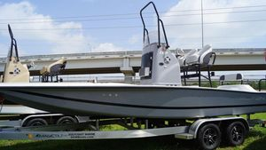 New Tiburon ZX-25ZX-25 Center Console Fishing Boat For Sale