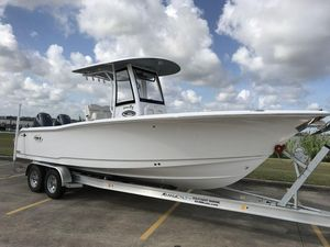 New Sea Hunt Gamefish 25Gamefish 25 Center Console Fishing Boat For Sale