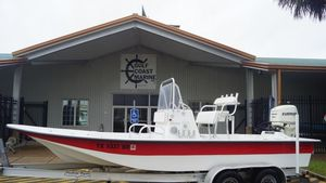 Used Shallow Sport 21' Sport21' Sport Center Console Fishing Boat For Sale
