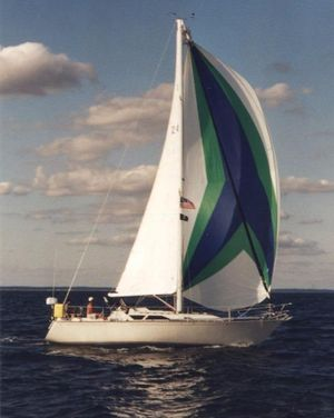 Used C&c Mark III Sloop Sailboat For Sale