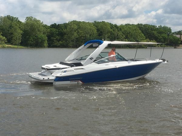 New Monterey 298SS Bowrider298SS Bowrider Boat For Sale