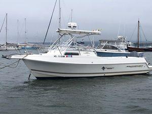 Used Aquasport 250 Explorer Cruiser Boat For Sale