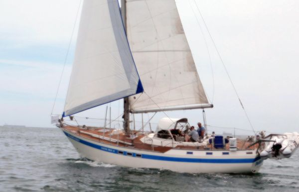 Used Nautor Swan Motorsailer Sailboat For Sale