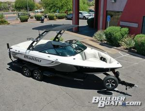 Used Malibu 21 vRide21 vRide Ski and Wakeboard Boat For Sale