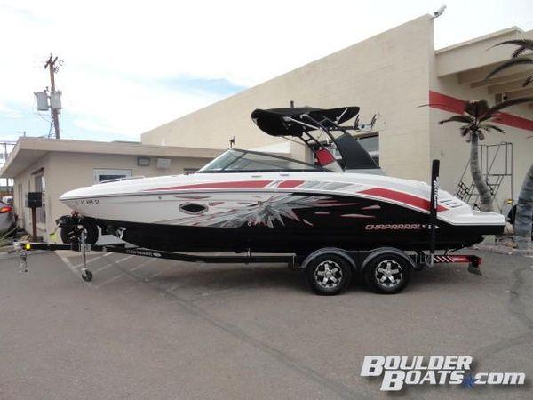 Used Chaparral 2430 VORTEX VRX2430 VORTEX VRX Ski and Wakeboard Boat For Sale