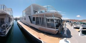 Used Destination Yachts Multi Owner 75x18 HouseboatMulti Owner 75x18 Houseboat House Boat For Sale