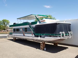 Used Sumerset houseboat 64x16Sumerset houseboat 64x16 House Boat For Sale