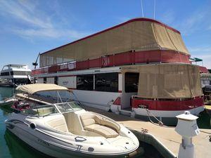Used Skipperliner 14x60 Custom Houseboat14x60 Custom Houseboat House Boat For Sale