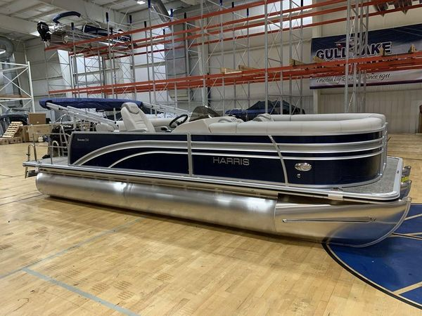 New Harris Sunliner 230 SLSunliner 230 SL Pontoon Boat For Sale