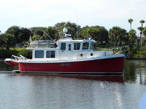 Used American Tug 34 Tug Boat For Sale