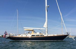 Used Alden 54 Cruiser Sailboat For Sale