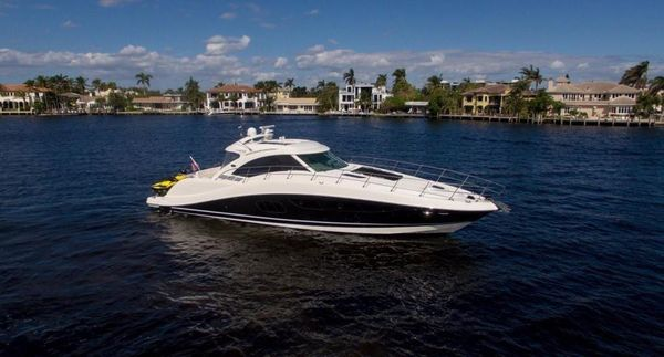 Used Sea Ray 580 Sundancer580 Sundancer Motor Yacht For Sale