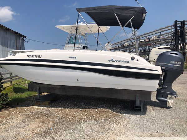 Used Hurricane 188 SS188 SS Bowrider Boat For Sale
