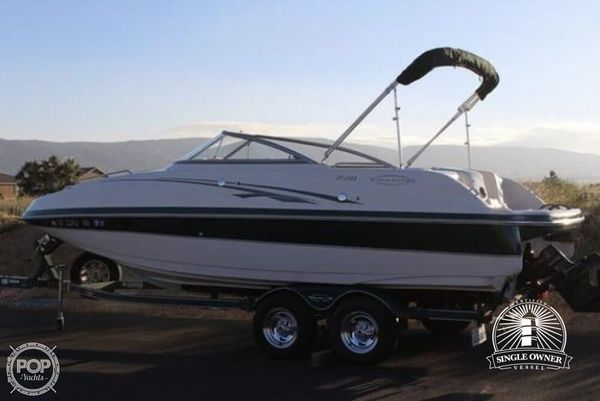 Used Tahoe 228 Deck Boat For Sale