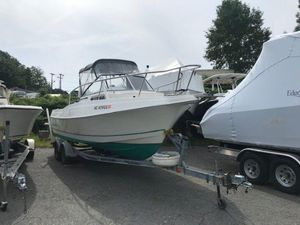 Used Aquasport 225 Explorer225 Explorer Saltwater Fishing Boat For Sale