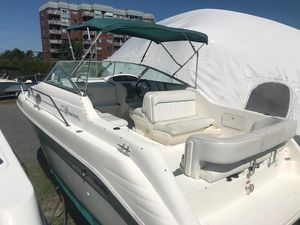 Used Sea Ray 25' Sundancer25' Sundancer Ski and Wakeboard Boat For Sale