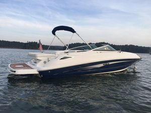 Used Sea Ray 240 Sundeck240 Sundeck Bowrider Boat For Sale