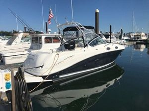 Used Sea Ray 270 Amberjack270 Amberjack Cruiser Boat For Sale