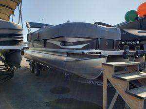 Used Premier 240 SunSpree240 SunSpree Pontoon Boat For Sale