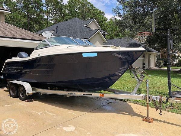 Used Hydra-Sports 202 DC Runabout Boat For Sale