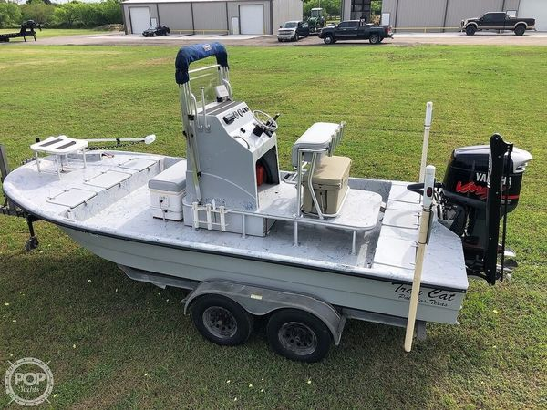 Used Trans Cat 18 CC Center Console Fishing Boat For Sale