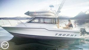 Used Bayliner Trophy 2359 WA Walkaround Fishing Boat For Sale