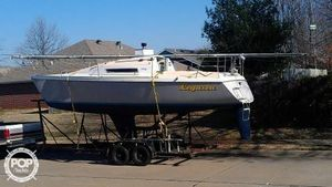 Used Laser 28 Racer and Cruiser Sailboat For Sale